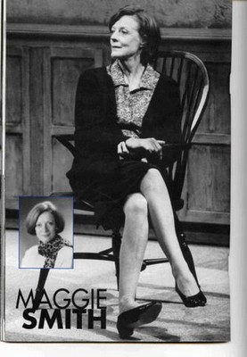MaggieSmithBedAmongLentils
