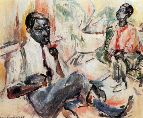 La VérandoLucie Cousturier