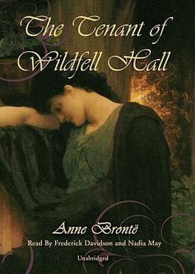 The-Tenant-of-Wildfell-HallreadbyFDavidsonNMayblog