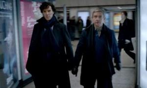 Sherlock: Holmes and Watson go underground
