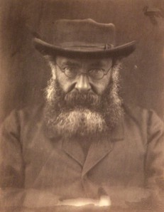 NPG P214; Anthony Trollope by Julia Margaret Cameron