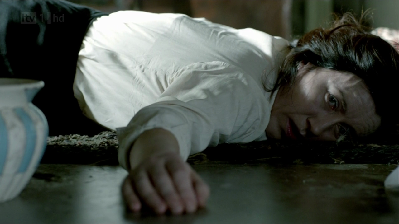 Did anna baby why died bates 'Downton Abbey':