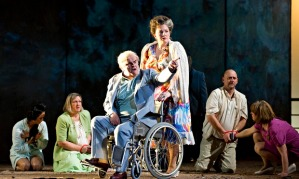 A scene from The Death Of Klinghoffer by English National Opera and Metropolitan Opera