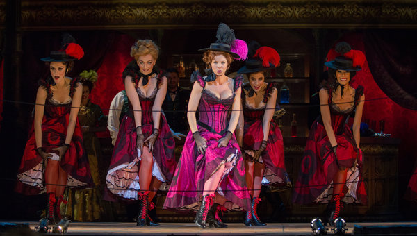 Pulled Out Of This Production And There Was Some Mostly The Result Flemings Songs Singing When She Intones Merry Widow Waltz