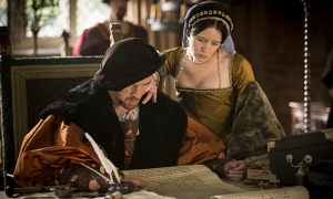 Scene from Wolf Hall