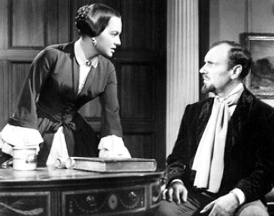 Olivia De Havilland The Heiress James reconfigures Tro...