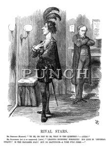 Gladstone-Disraeli-Punch-Cartoons