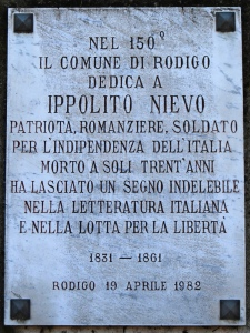 Fossato_di_Rodigo-Lapide_a_Ippolito_Nievo