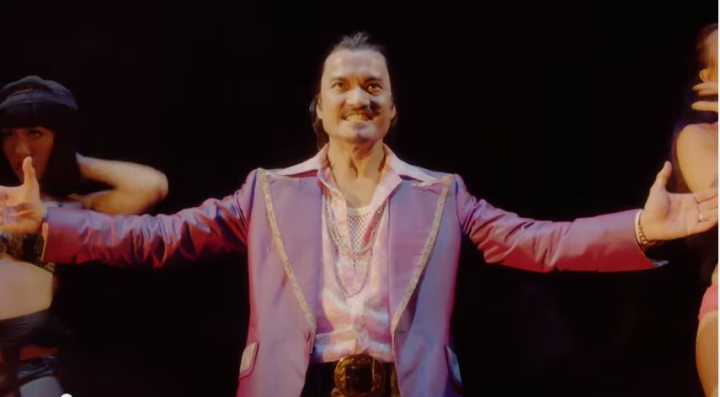 London Theater: Farinelli and the King; Miss Saigon
