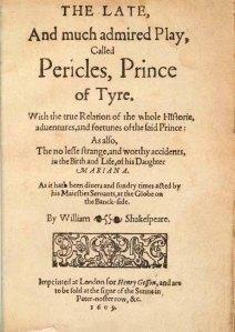 Pericles1609Quarto