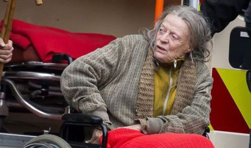Maggie-Smith-homeless
