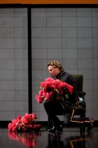 "Roberto Alagna as Pinkerton in Puccini's ""Madama Butterfly.""  Photo: Marty Sohl/Metropolitan Opera"