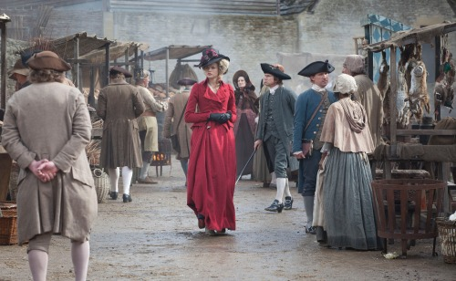 WARNING: Embargoed for publication until 00:00:01 on 13/09/2016 - Programme Name: Poldark - TX: n/a - Episode: episode 3 (No. n/a) - Picture Shows: Caroline Penvehen.  Caroline Penvenen (GABRIELLA WILDE) - (C) BBC - Photographer: Jon Hall