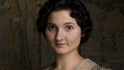 WARNING: Embargoed for publication until 00:00:01 on 30/08/2016 - Programme Name: Poldark - TX: n/a - Episode: Generic (No. n/a) - Picture Shows: Verity **EMBARGOED UNTIL TUESDAY 30TH AUGUST** Verity (RUBY BENTALL) - (C) BBC - Photographer: Ellis Parrinder