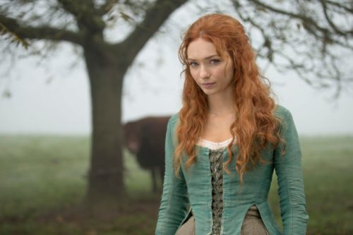 WARNING: Embargoed for publication until 00:00:01 on 13/09/2016 - Programme Name: Poldark - TX: n/a - Episode: episode 3 (No. n/a) - Picture Shows: Demelza.  Demelza ((ELEANOR TOMLINSON) - (C) BBC - Photographer: Adrian Rogers