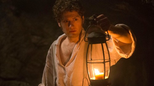 WARNING: Embargoed for publication until 00:00:01 on 27/09/2016 - Programme Name: Poldark - TX: n/a - Episode: n/a (No. n/a) - Picture Shows: **EMBARGOED UNTIL TUESDAY 27TH SEPTEMBER 2016** Francis (KYLE SOLLER) - (C) BBC - Photographer: Adrian Rogers